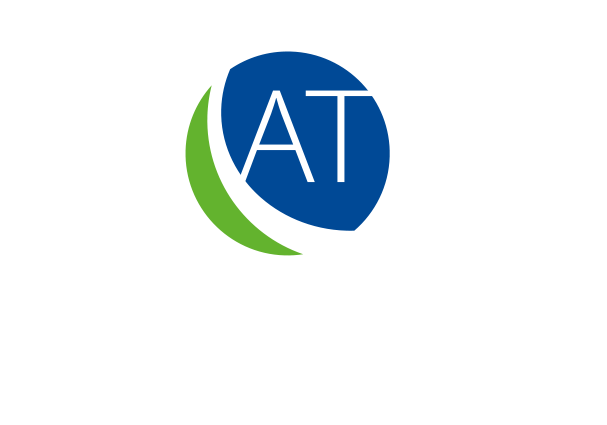 AT milieu advies logo footer